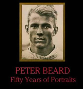 Fifty Years of Portraits, by Peter Beard (book cover)