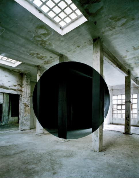 Georges Rousse Cantabria