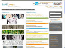Heel Press website