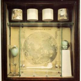 Joseph Cornell and David Eichenberg