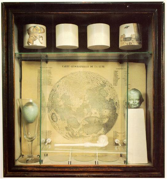 Joseph Cornell, Untitled (Soap Bubble Set), 1936