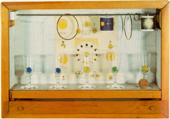Joseph Cornell, Untitled (Solar Set), c. 1956-1958