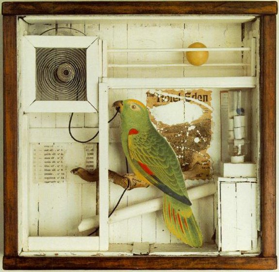 Joseph Cornell, Untitled (The Hotel Eden), c. 1945
