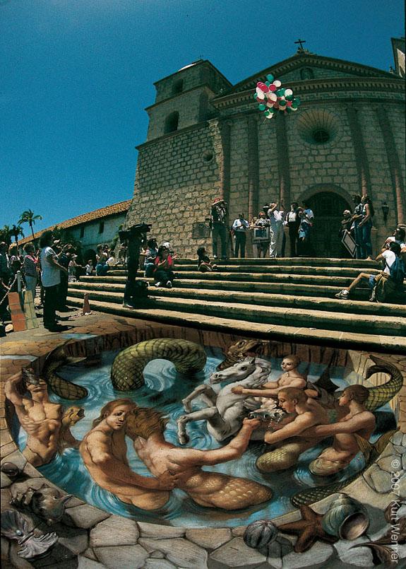 Kurt Wenner Mermaids