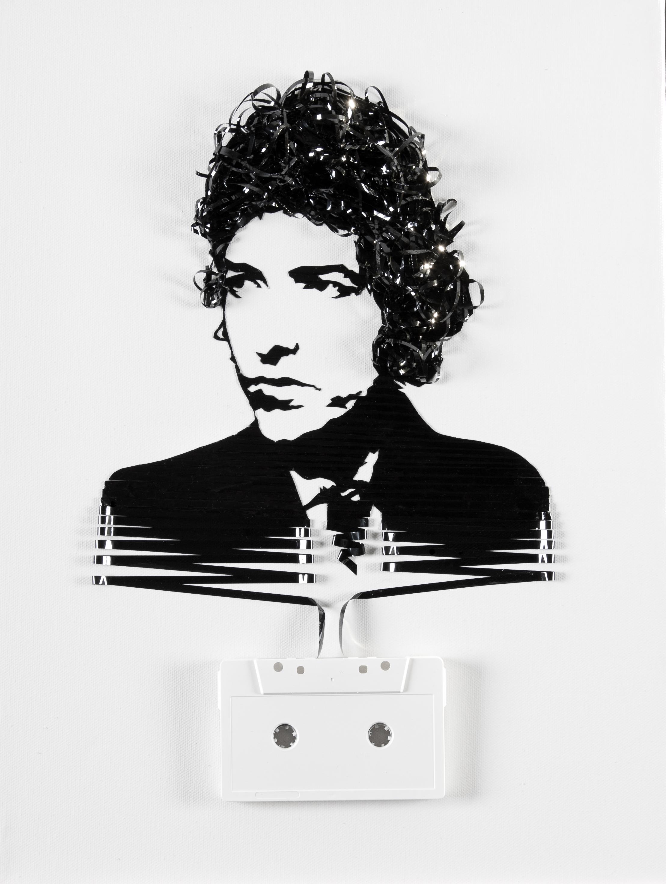 Erika Iris Simmons Ghost in the Machine Bob Dylan