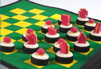 UniquEco Eco-safari Travel Chess set