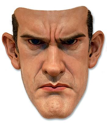 Ron Mueck Mask 1997