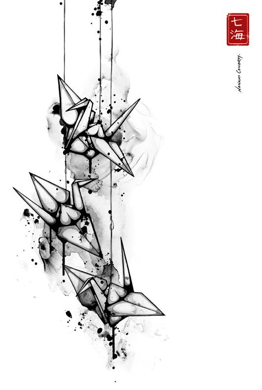 Tsuru by Nanami Cowdroy