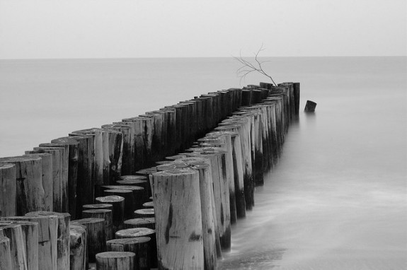 Winter Sea by Enrico Rubboli