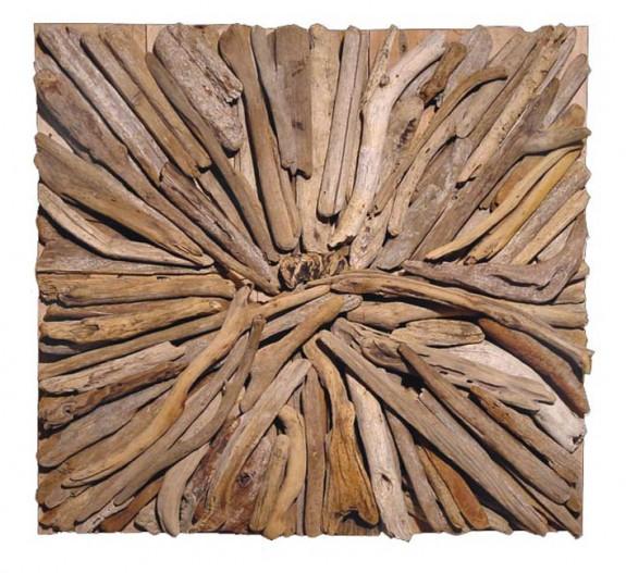 Gabo 2, driftwood by John Dahlsen