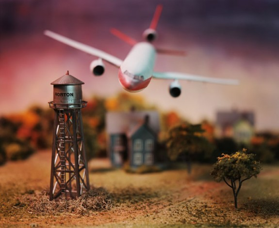 Plane 1998 by Lori Nix