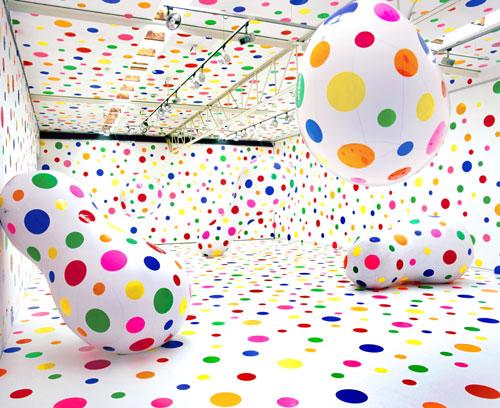 Dots Obsession New Century 2000 by Yayoi Kusama