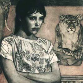 Female Portraits by Jenny Scobel