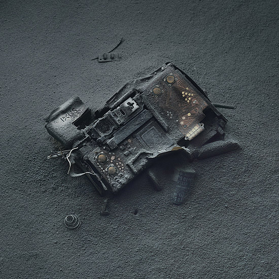 Camera 3, photograph by Peter Lippmann
