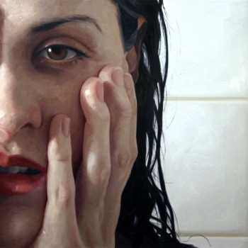Realism and Abstraction in Paintings by Alyssa Monks
