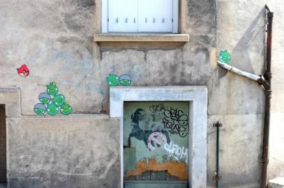 Witty Street Art of OakOak