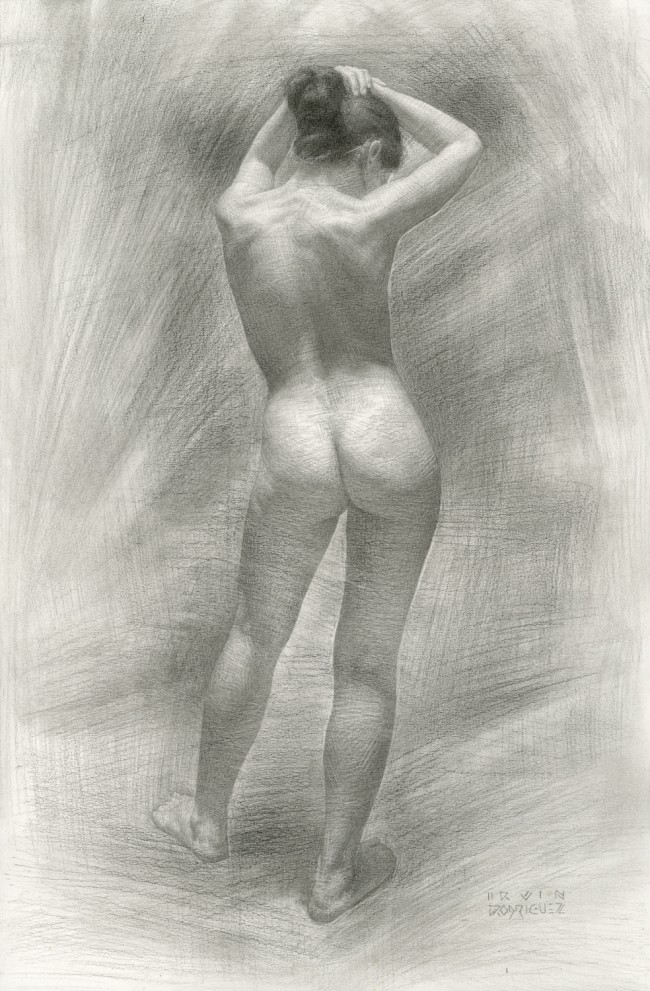 Irvin_Rodriguez_Posterior_2015_Graphite_on_Paper